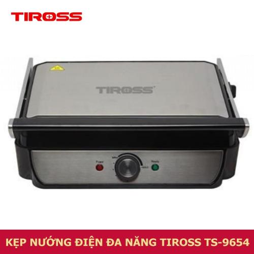Kẹp nướng điện đa năng Tiross TS9654