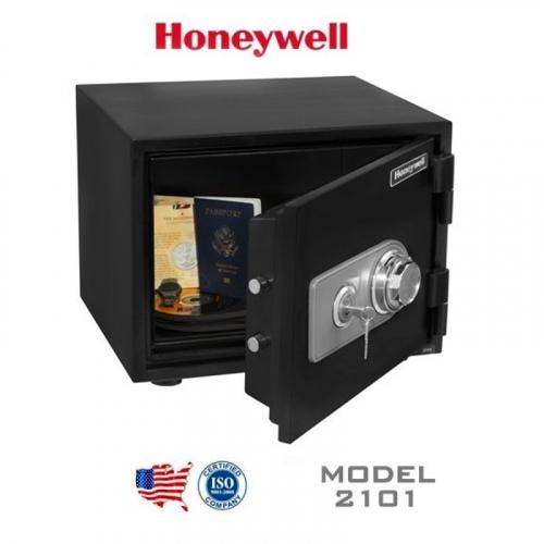 Két sắt khóa cơ chống cháy, chống nước HONEYWELL 2101-2
