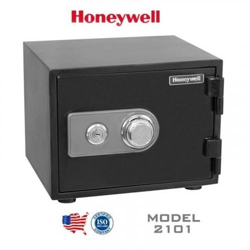 Két sắt khóa cơ chống cháy, chống nước HONEYWELL 2101-1
