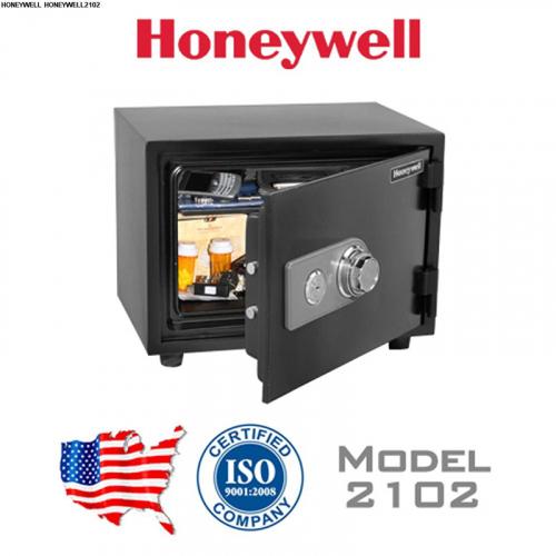 Két sắt khóa cơ chống cháy, chống nước HONEYWELL 2102-4