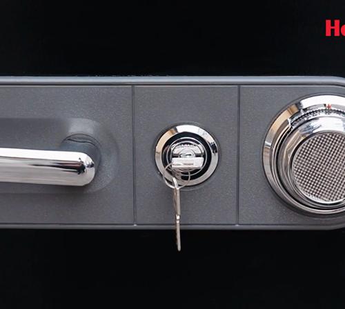 Két sắt khóa cơ chống cháy, chống nước HONEYWELL 2108-5