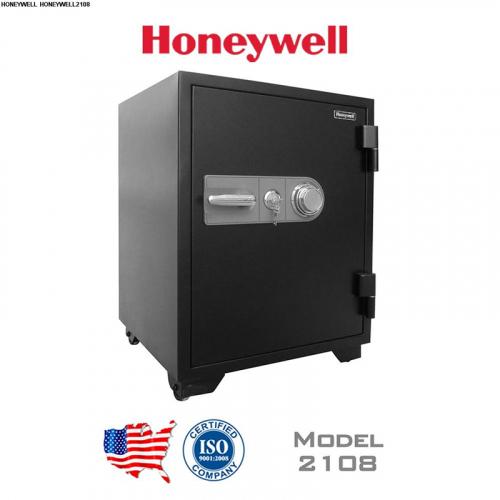 Két sắt khóa cơ chống cháy, chống nước HONEYWELL 2108-4