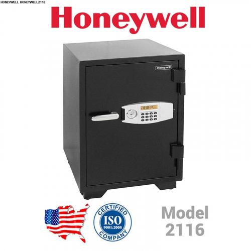 Két sắt khóa điện tử chống cháy, chống nước HONEYWELL 2116-5