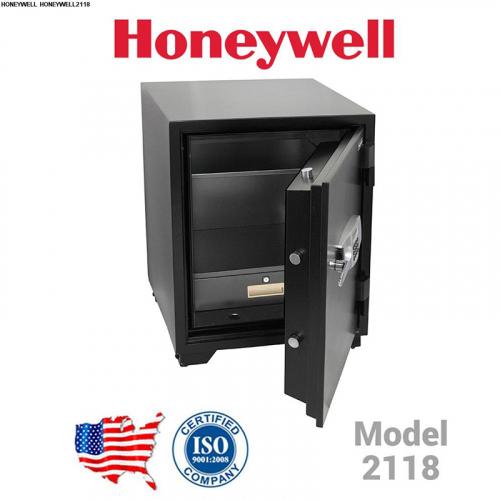 Két sắt khóa điện tử chống cháy, chống nước HONEYWELL 2118-1
