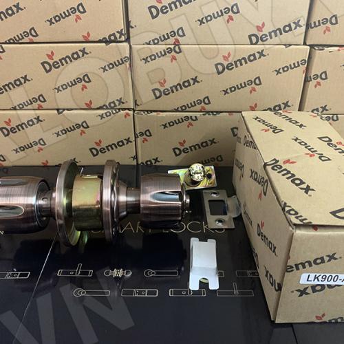 Khóa cửa tay nắm tròn Demax LK900 AC-3