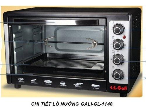 Lò nướng điện Gali GL-1148-6