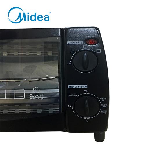 Lò nướng điện Midea MEO-10DW1 - Dung tích 10L-6