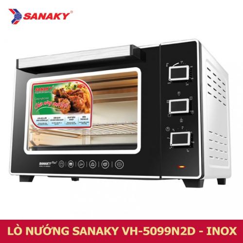 Lò nướng Sanaky VH-5099N2D