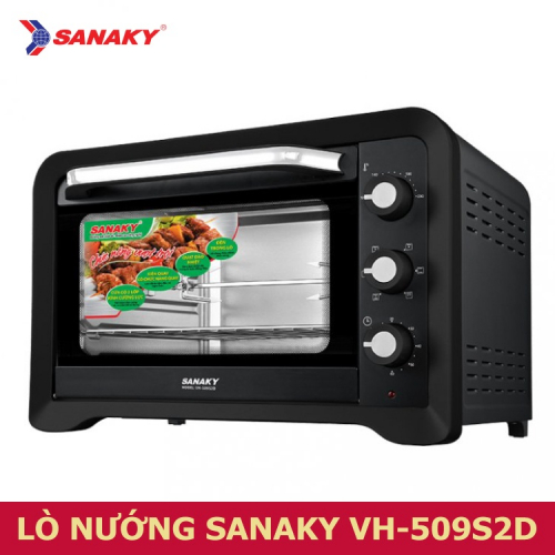 Lò Nướng Sanaky VH-509S2D (50L)