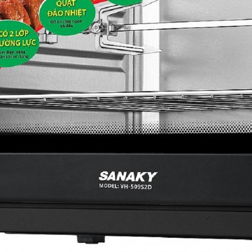 Lò Nướng Sanaky VH-509S2D (50L)-4