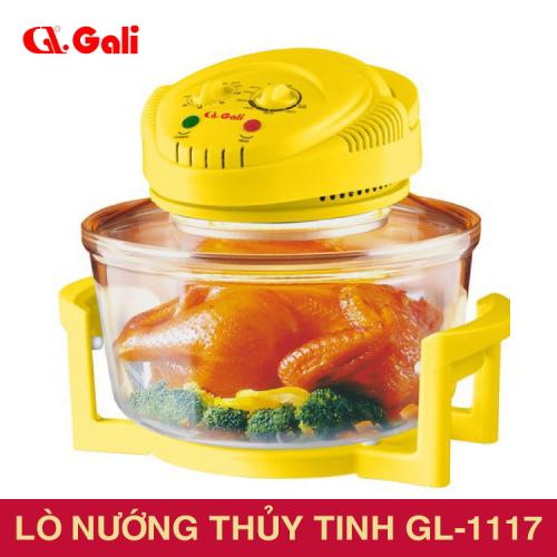 Lò nướng thủy tinh Gali GL-1117