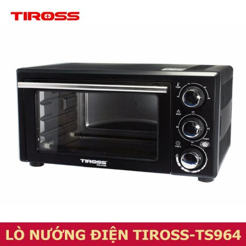 Lò nướng Tiross TS-964-3