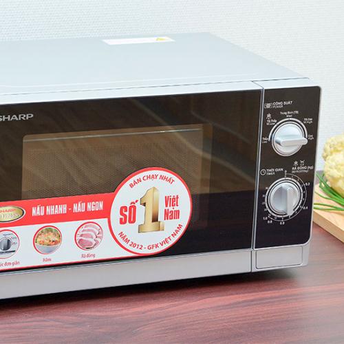 Lò vi sóng Sharp R-205VN(S)-6