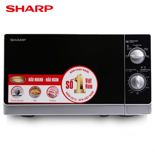Lò vi sóng Sharp R-205VN(S)-2