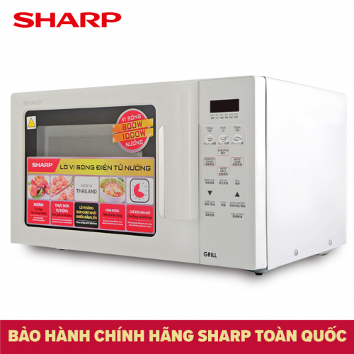 Lò vi sóng Sharp R-678VN(W) -5