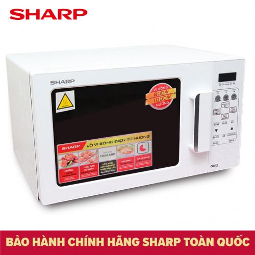 Lò vi sóng Sharp R-678VN(W) -4