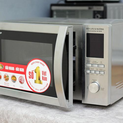 Lò vi sóng Sharp R-C932VN(ST)-2