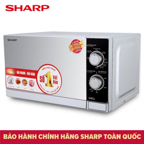Lò vi sóng Sharp R-G223VN-SM-4