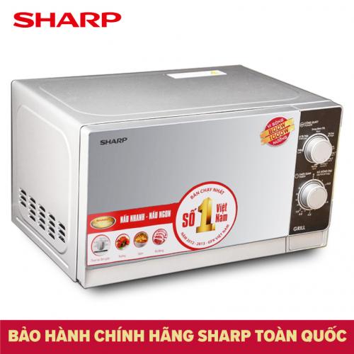 Lò vi sóng Sharp R-G223VN-SM-2