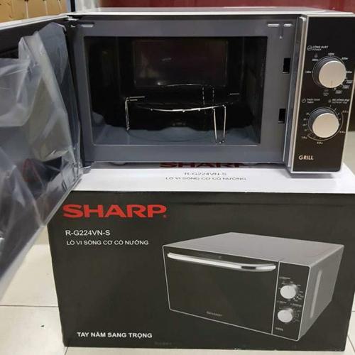 Lò vi sóng Sharp R-G224VN-S-3