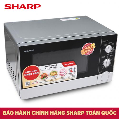 Lò vi sóng Sharp R-G302VN-S-1