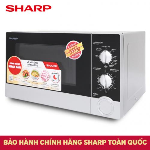 Lò vi sóng Sharp R-G302VN-S-4