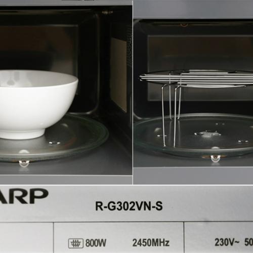 Lò vi sóng Sharp R-G302VN-S-2