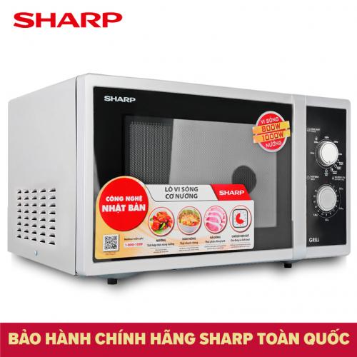 Lò vi sóng Sharp R-G322VN-S-1