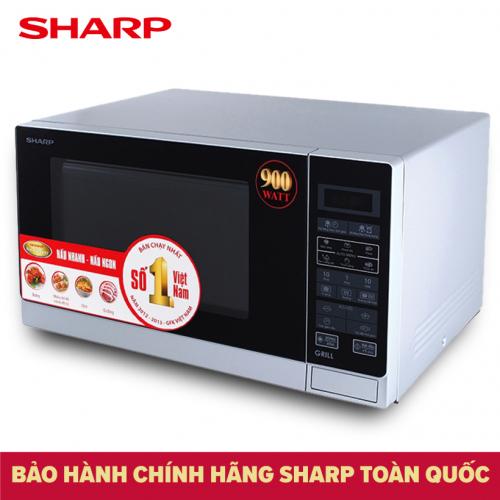 Lò vi sóng Sharp R-G572VN-S -4