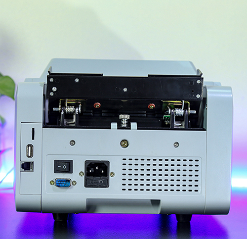 Máy đếm tiền phát hiện tiền siêu giả Silicon MC-7PLUS COMBO-3