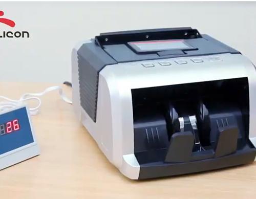 Máy đếm tiền Silicon MC-2550-3