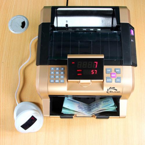 Máy đếm tiền Silicon MC-2900-3