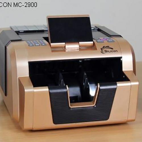 Máy đếm tiền Silicon MC-2900-5