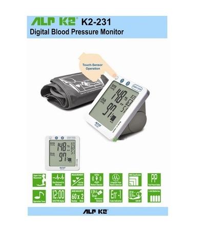Máy đo huyết áp bắp tay ALPK2 K2 231-3
