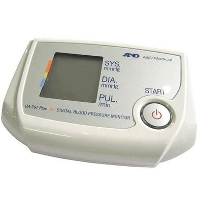 Máy đo huyết áp bắp tay AND UA 767 Plus 30-2