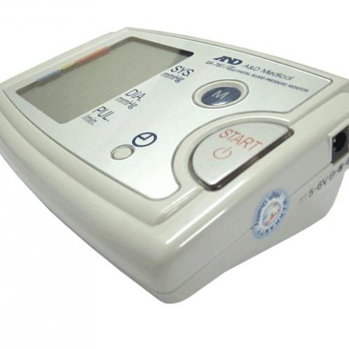Máy đo huyết áp bắp tay AND UA 787 Plus-1