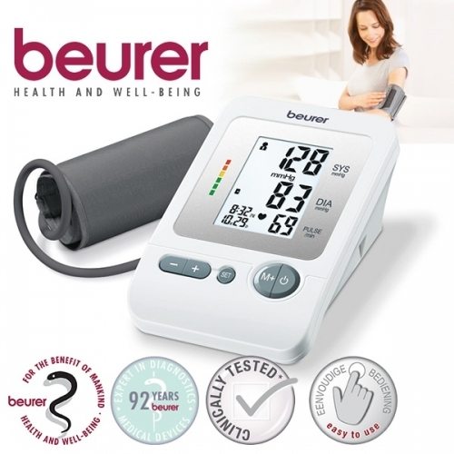 Máy đo huyết áp bắp tay Beurer BM26-2