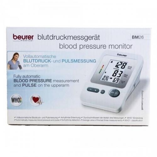 Máy đo huyết áp bắp tay Beurer BM26-5