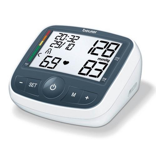Máy đo huyết áp bắp tay Beurer BM40 (Có Adapter)-2