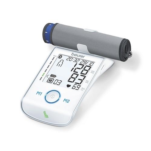 Máy đo huyết áp bắp tay Bluetooth Beurer BM85-1