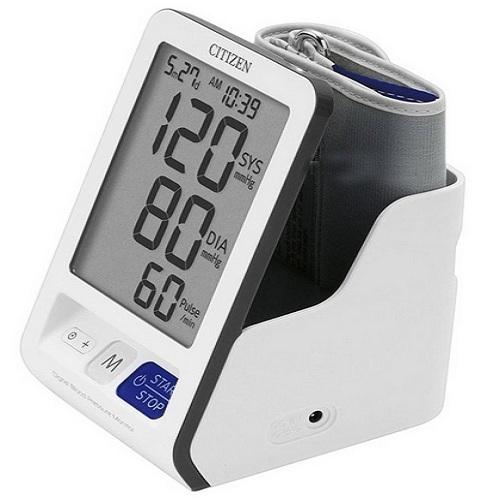 Máy đo huyết áp bắp tay Citizen CH-456-2