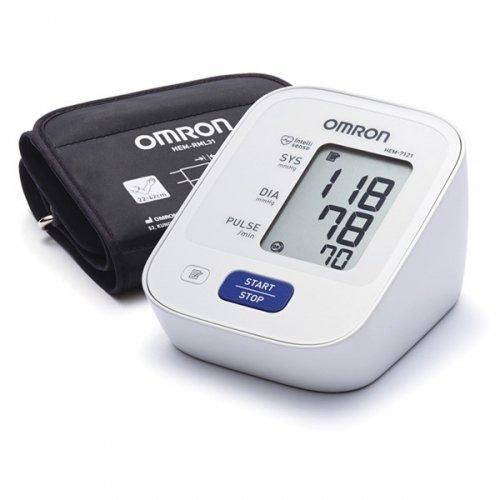 Máy đo huyết áp bắp tay Omron HEM 7121-1