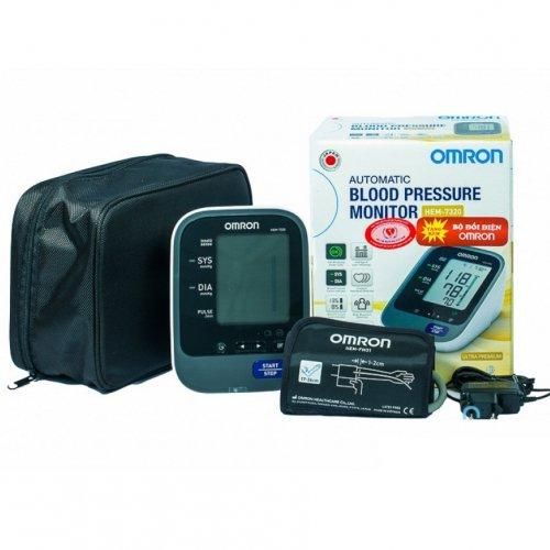 Máy đo huyết áp bắp tay Omron HEM 7320-1