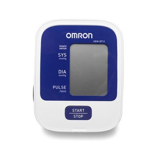 Máy đo huyết áp bắp tay Omron HEM 8712-2