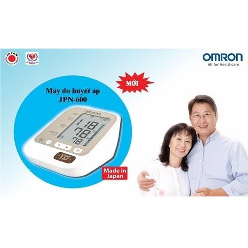 Máy đo huyết áp bắp tay Omron JPN600-5