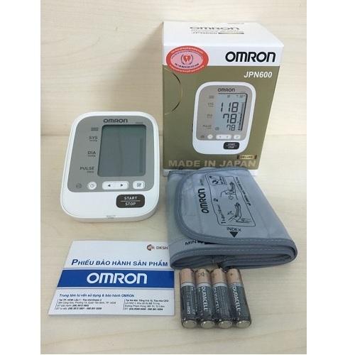 Máy đo huyết áp bắp tay Omron JPN600-2