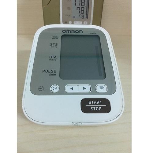 Máy đo huyết áp bắp tay Omron JPN600-1