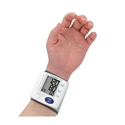 Máy đo huyết áp cổ tay Citizen CH-608-3