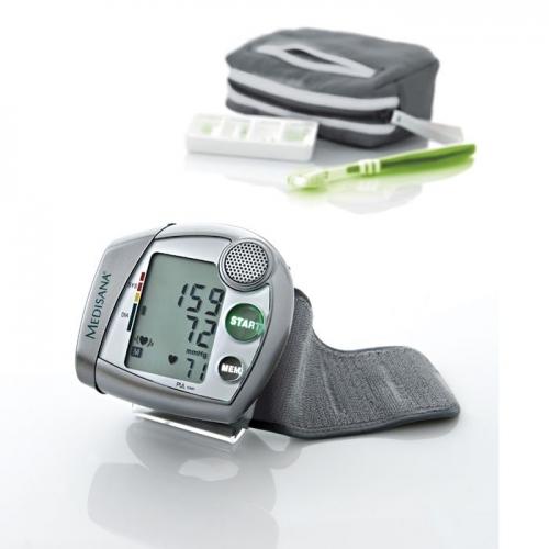 Máy đo huyết áp cổ tay Medisana HGV-5