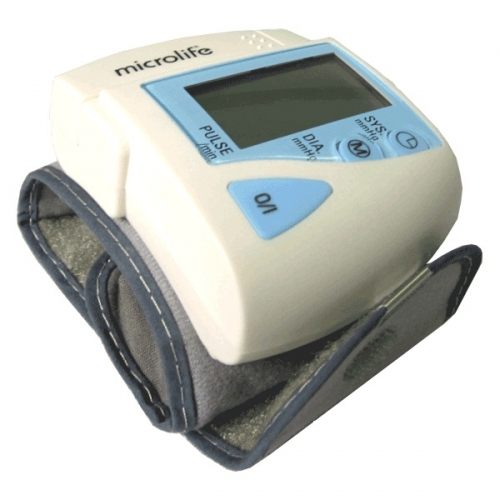 Máy đo huyết áp cổ tay Microlife BP 3BU1-3-2